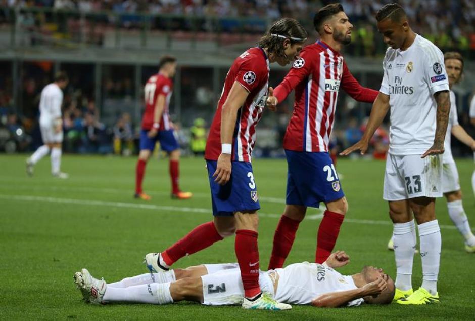 El defensa merengue esperaba que sus actuaciones tuvieran mayores consecuencias para sus rivales. (Foto: EFE)