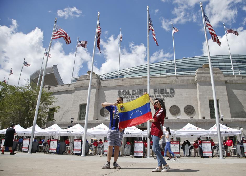 El Soldier Field Stadium se encuentra ubicado en la ciudad de Chicago. (Foto: EFE)