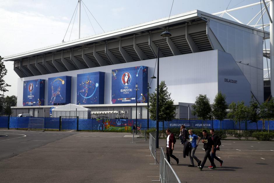 El estadio será sede de tres partidos de la fase de grupos. (Foto: EFE)