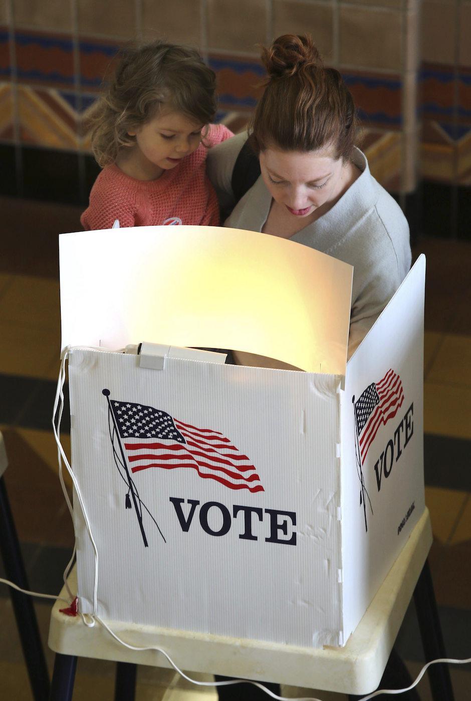 Este será el último supermartes de las elecciones primarias. (Foto: EFE)
