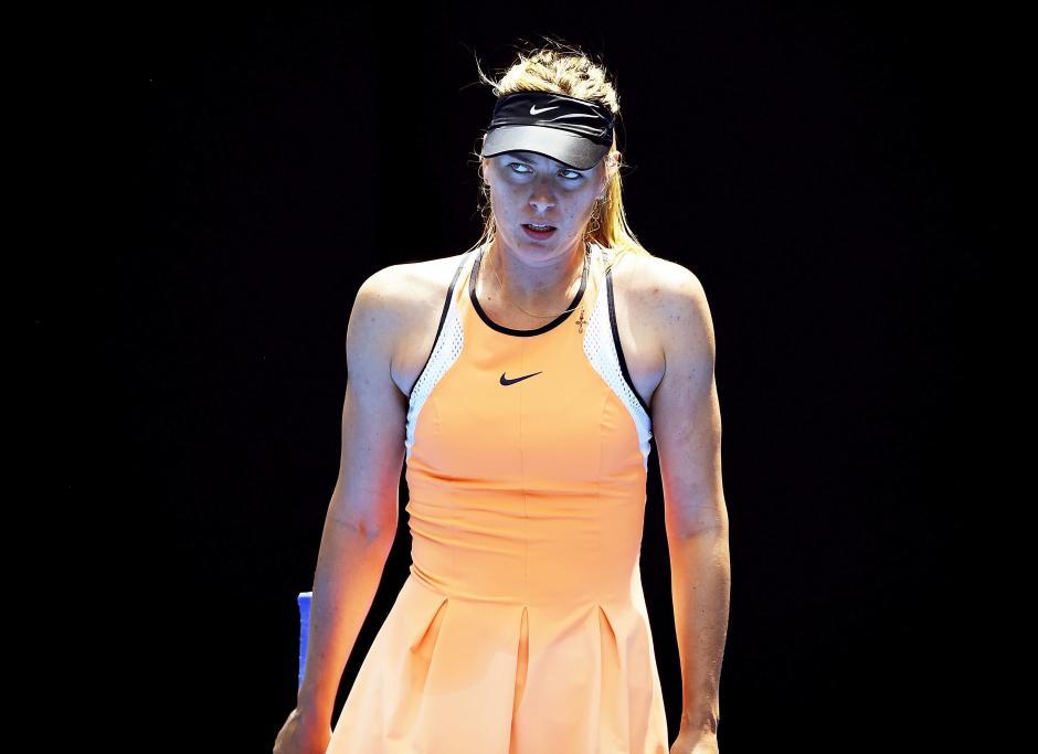 La Federación Internacional de Tenis suspendió a María Sharapova. (Foto: EFE)
