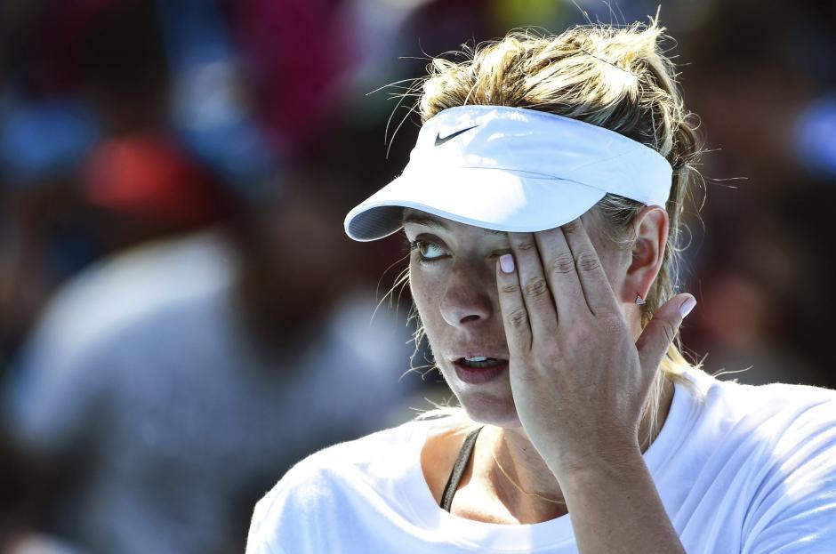Sharapova no podrá participar en actividades deportivas oficiales durante dos años. (Foto: EFE)