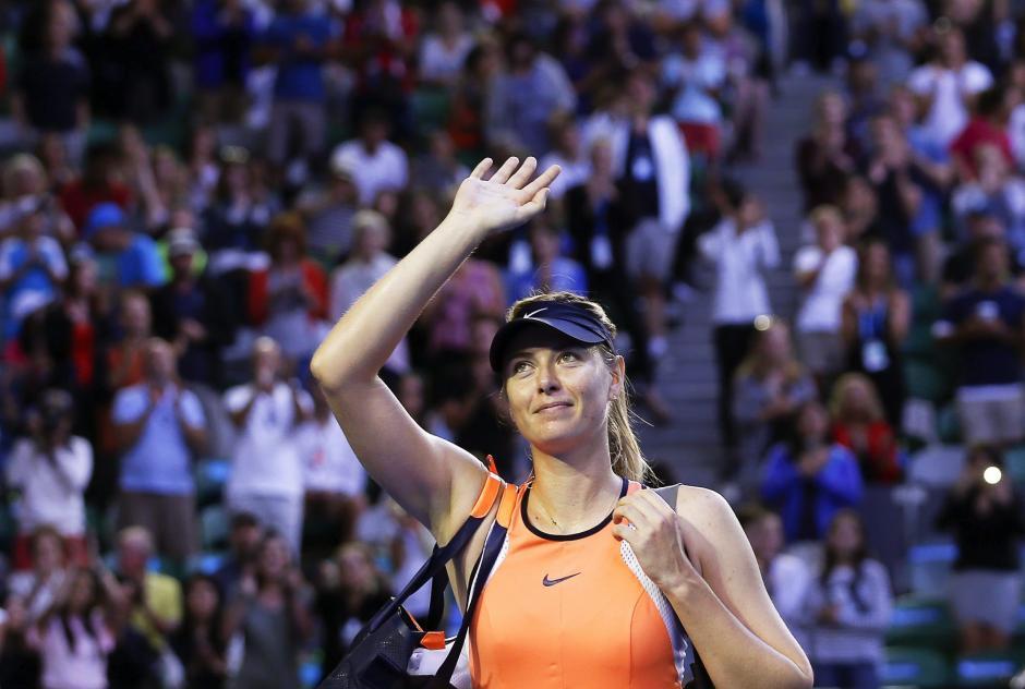 28 años tiene la tenista rusa. (Foto: EFE)