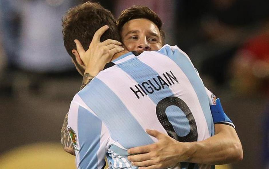 Messi marcó triplete en el triunfo de Argentina 4-0 a Panamá. (Foto: EFE)