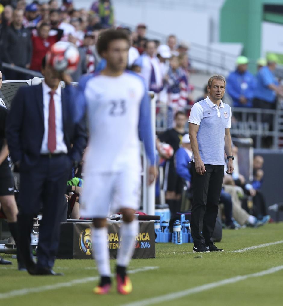 Con anterioridad, Klinsmann dirigió a la selección de Alemania. (Foto: EFE)