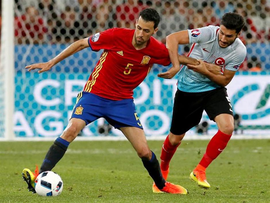 España sigue con paso perfecto en la Euro. (Foto: EFE)