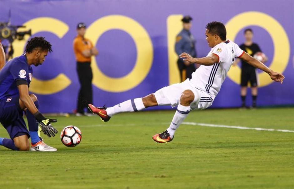 Los colombianos debieron de definir su clasificación a semis por la vía del penaltis. (Foto: EFE)