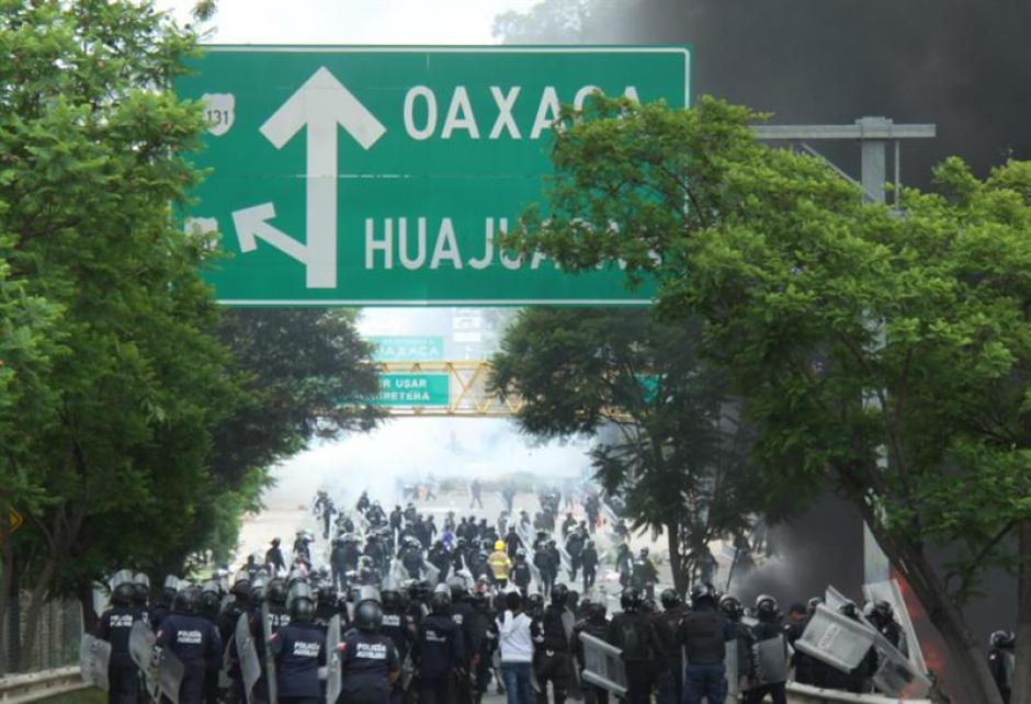 El reportero Elidio Ramos Zárate fue asesinado en Oaxaca durante las protestas. (Foto: Efe)