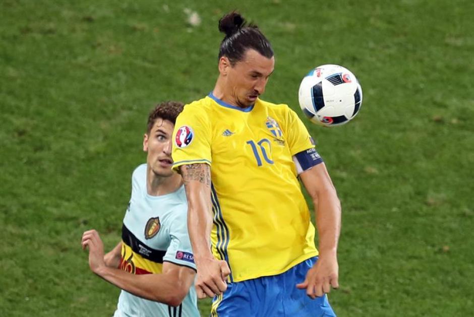 Por más que lo intentó, Suecia fue una decepción (EFE)