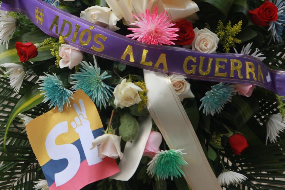 El presidente Morales no asistió a uno de los momentos históricos para Colombia y la región. (Foto: EFE)