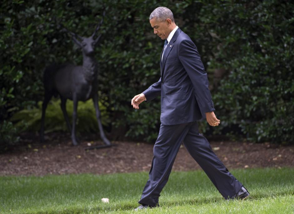 La reforma migratoria era uno de los buques insignia de la administración Obama. (Foto: EFE)