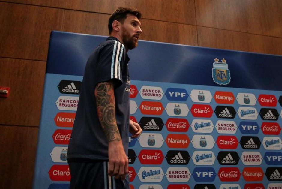 El argentino quiere romper su 'maldición' (EFE)