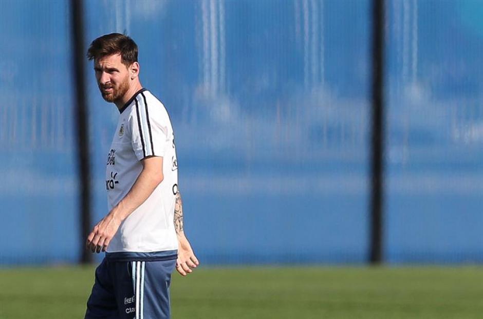 La mayoría de miradas estarán sobre Messi (EFE)