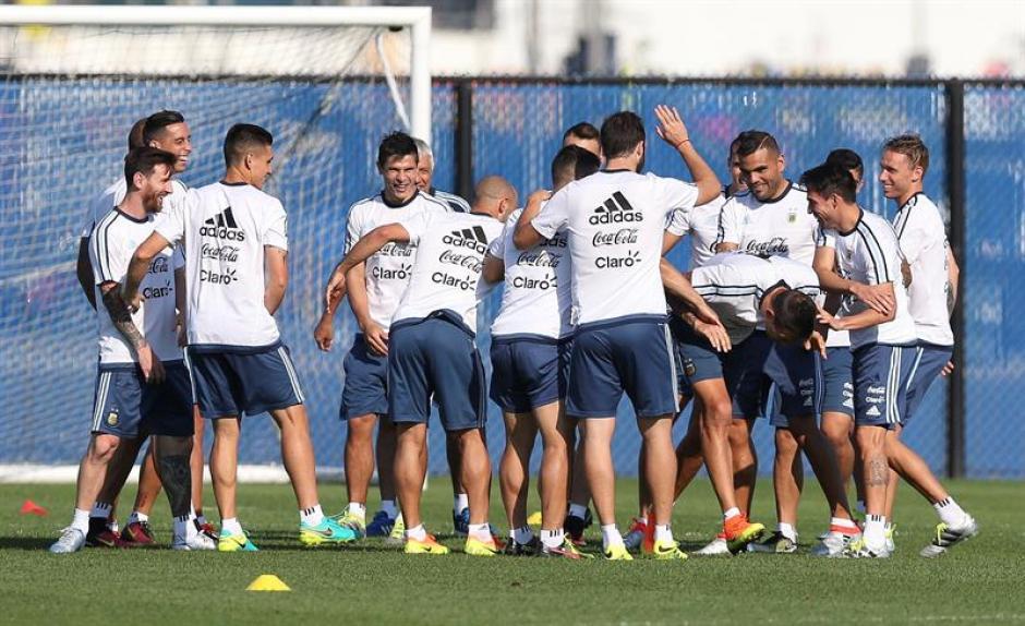 Argentina no contará con Lavezzi y Augusto (EFE)