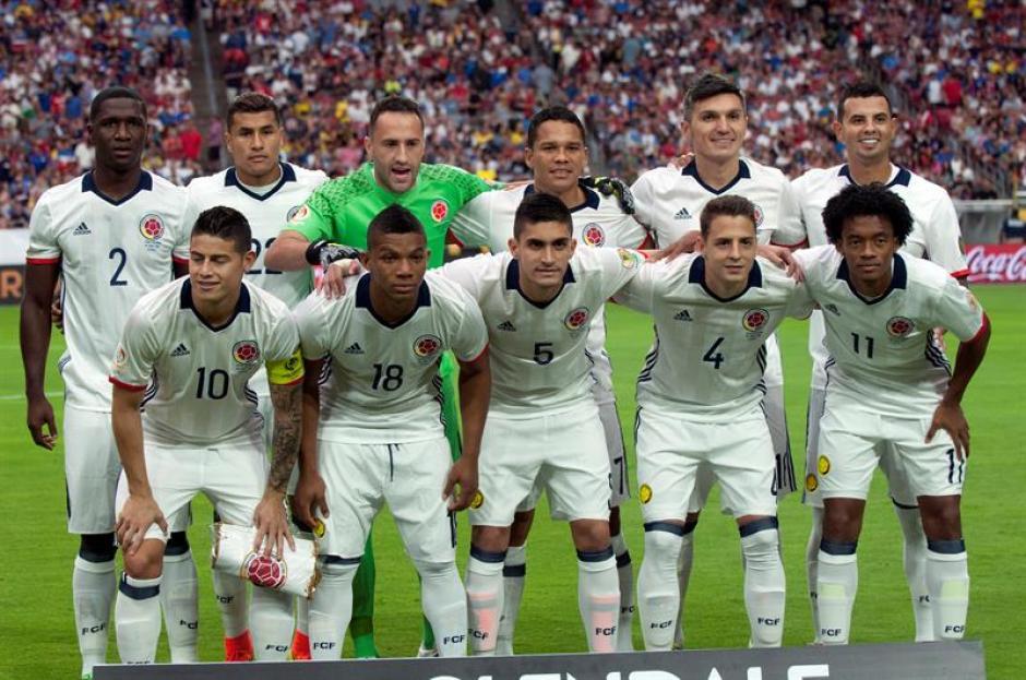 El equipo colombiano se enfrentó por segunda vez a Estados Unidos en este torneo. En el primero también lograron la victoria. (Foto: EFE)