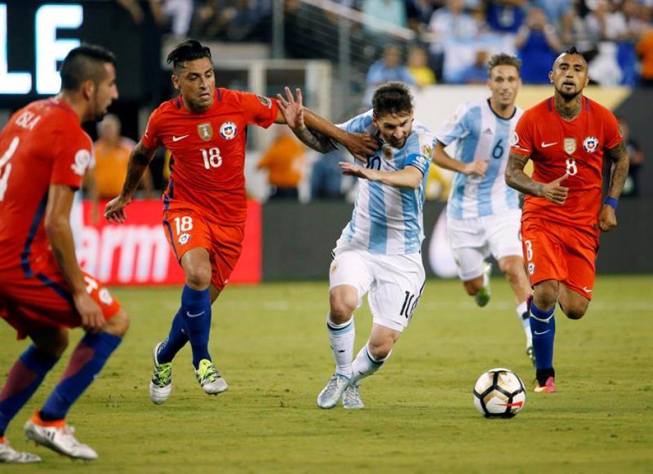El delantero argentino ha dado de qué hablar luego de la Copa América. (Foto: EFE)
