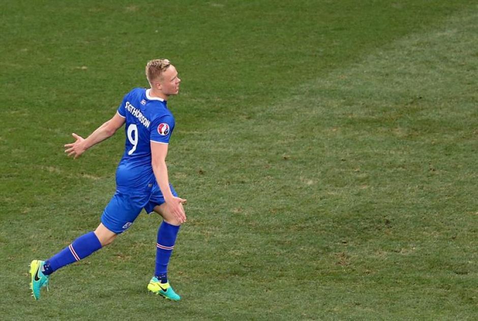 Islandia jugó un gran partido ante una Inglaterra sin ideas. (Foto: EFE)