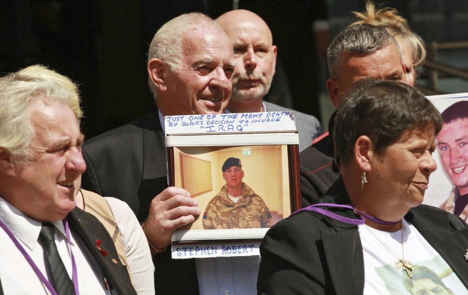 Los familiares de las víctimas pedirán justicia contra los responsables de las muertes de sus hijos. (Foto: EFE)