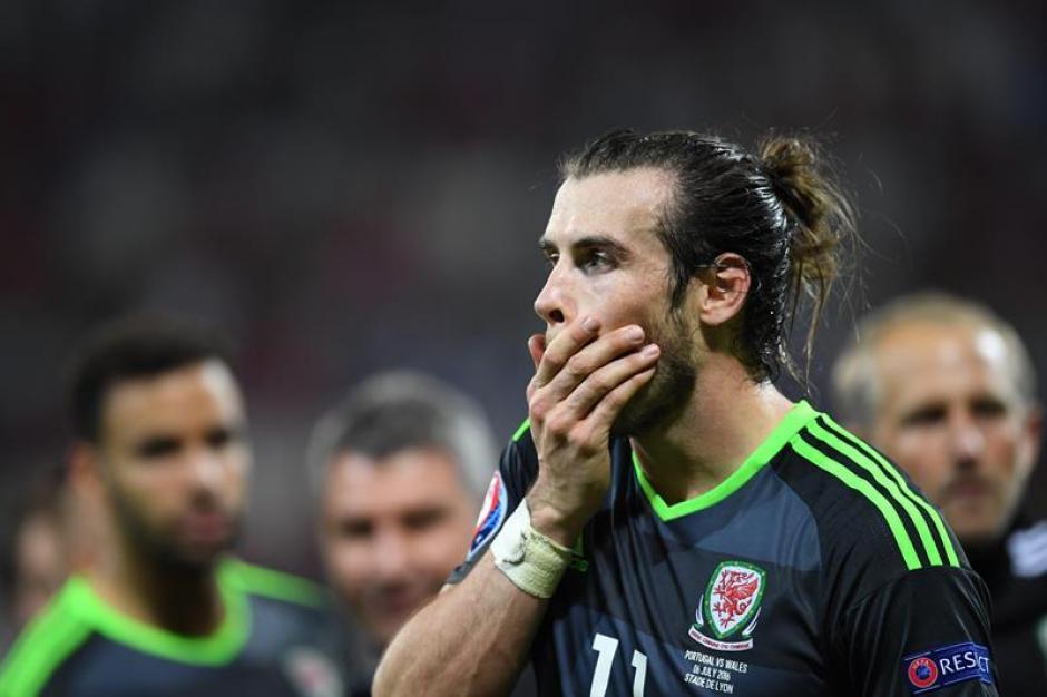Gareth Bale jugó un gran torneo pero no está en el 11 ideal. (EFE)