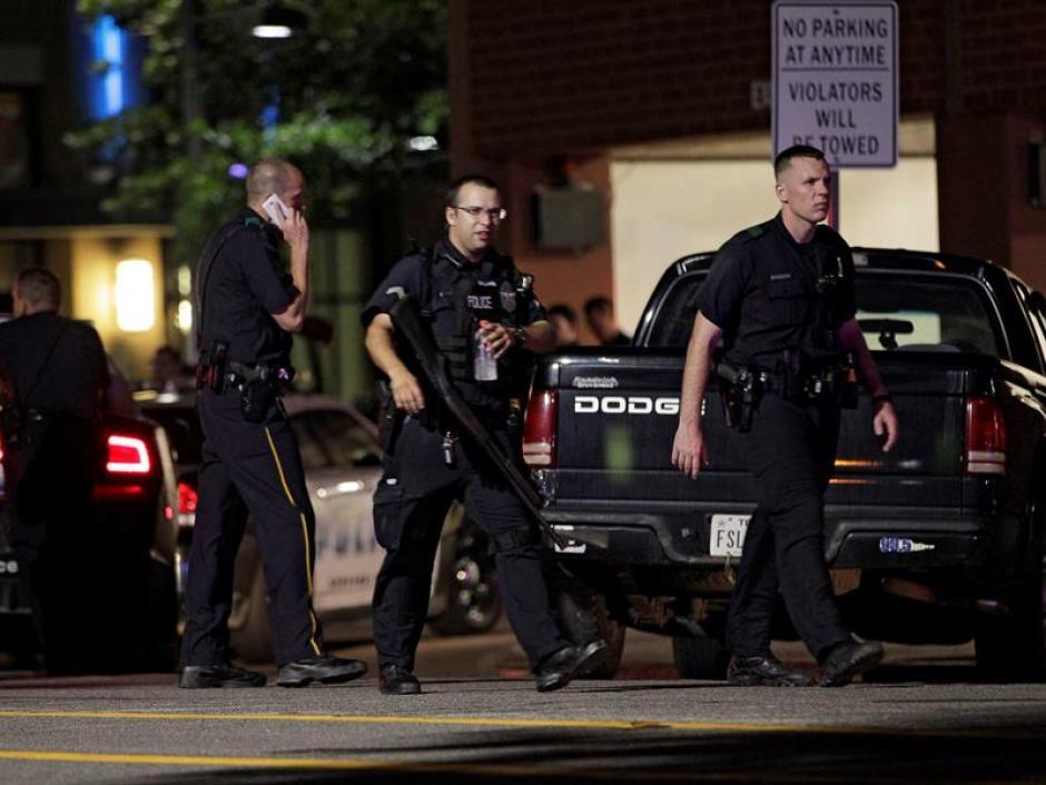 El incidente ocurrió la noche del pasado jueves en Dallas,Texas. (Foto: Efe)