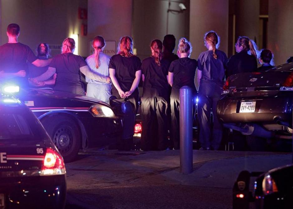 Johnson murió abatido por la policía y era residente del área de Dallas. (Foto: Efe)