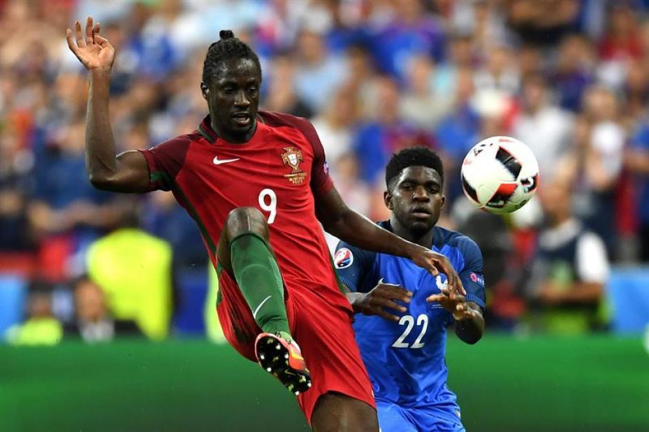 El jugador llega después de perder la Euro ante Portugal. (EFE)
