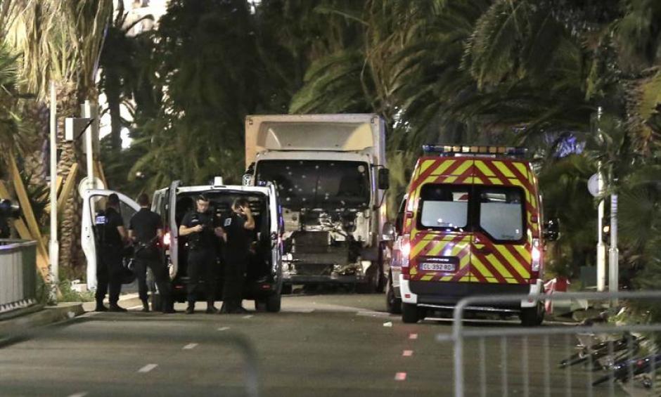 El atentado dejó 84 personas fallecidas. (Foto: EFE)