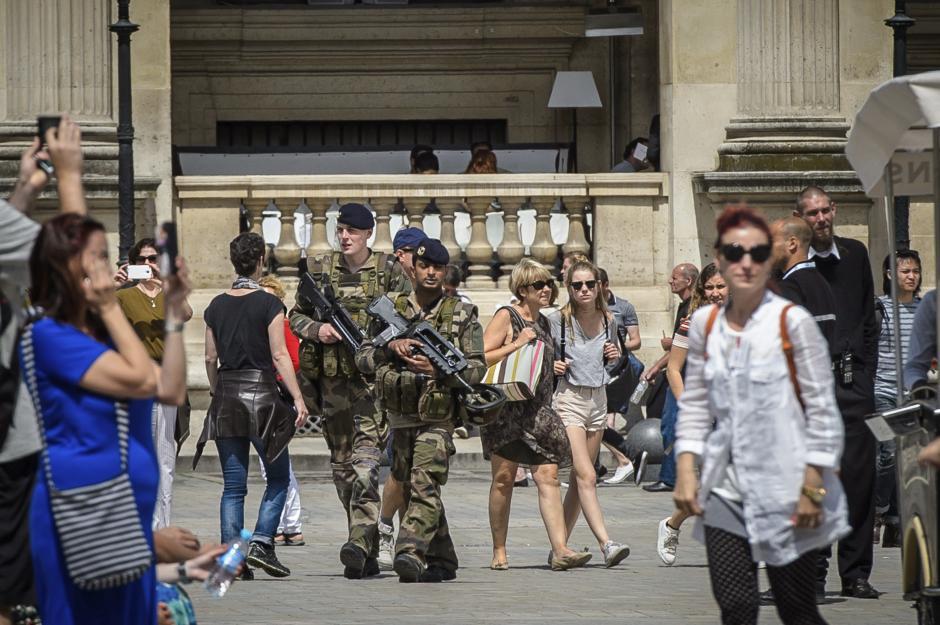 Los atentados han sido realizados por franceses con raíces africanas. (Foto: EFE)