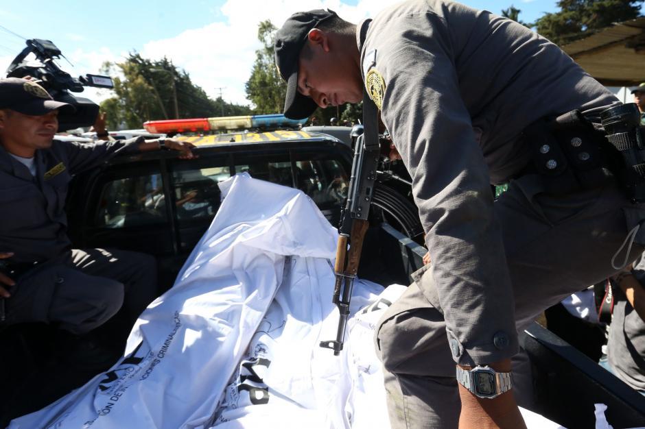 13 reos y una visitante fueron asesinados en el interior de la cárcel Pavón. (Foto: EFE)