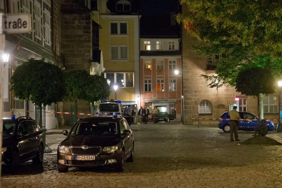 Refugiado sirio muere al detonar un artefacto explosivo en el sur de Alemania (Foto: EFE)