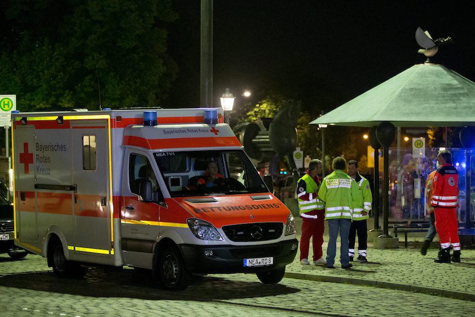 Un solicitante de asilo sirio de 27 años murió en la noche del domingo al detonar un artefacto explosivo. (Foto: EFE)