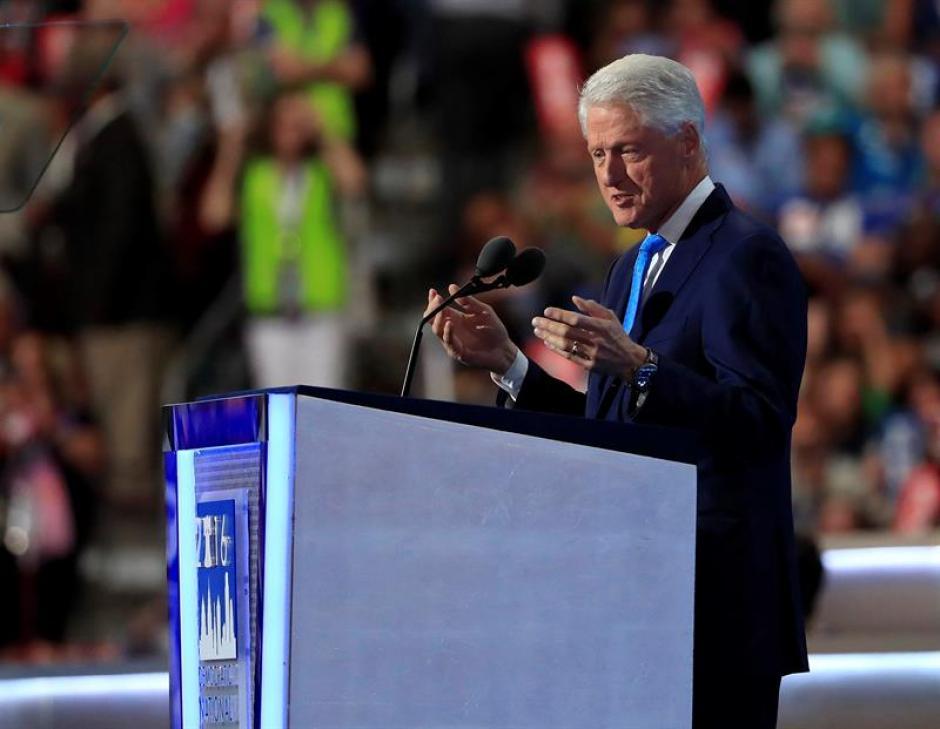 Además expresó que Hillary es una líder natural que podrá con la Presidencia. (Foto: EFE)