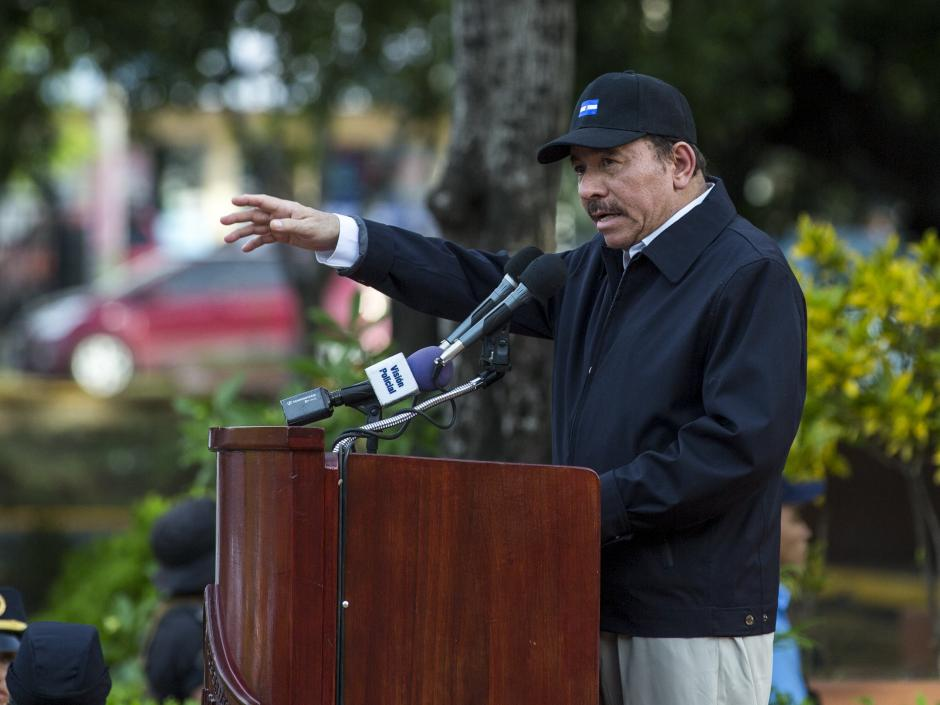 Ortega gana más poder expulsando a la oposición del Congreso. (Foto: EFE)