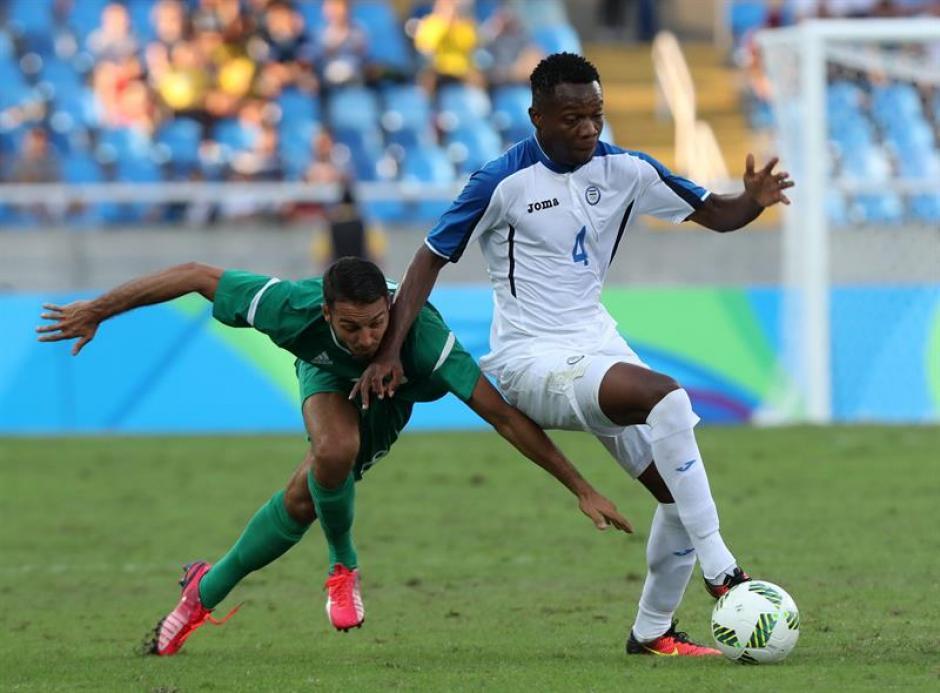 Honduras tenía 39 años de no vencer a un rival africano. (Foto: EFE)