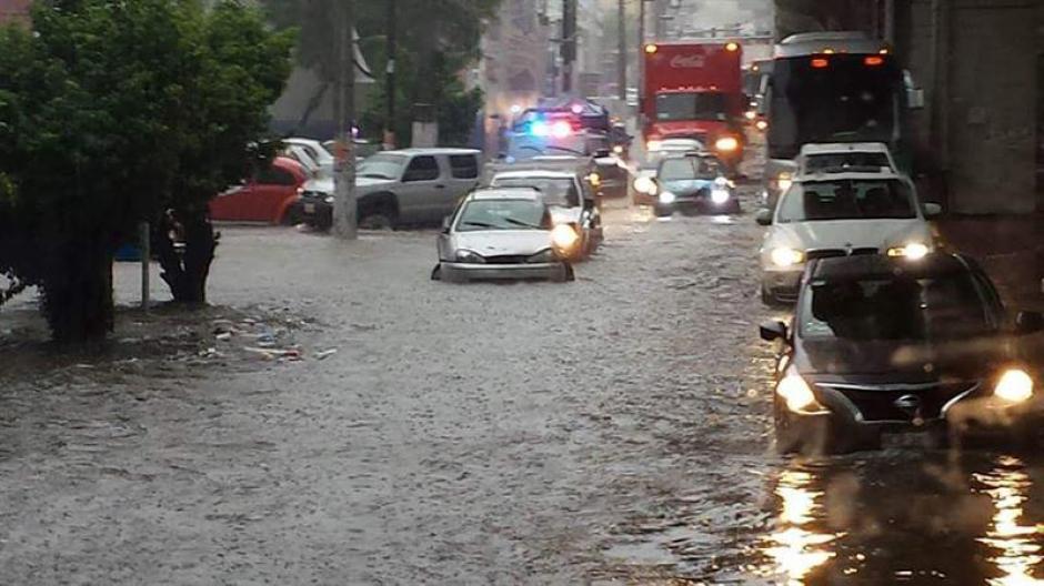 Las ciudades de la costa Atlántica fueron las más afectadas. (Foto: EFE)
