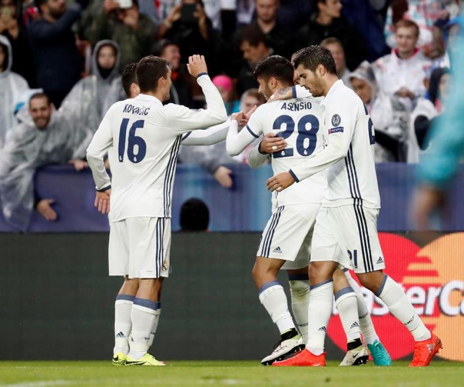 El joven marcó un golazo en la Supercopa contra el Sevilla. (Foto: EFE)
