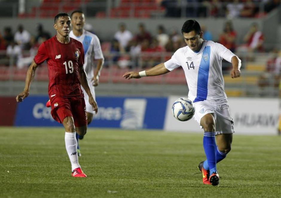 Rafel Morales fue titular frente a los canaleros. (Foto: EFE)