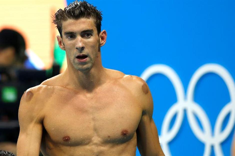 Michael Phelps ha logrado más medallas que varios países. (Foto: EFE)