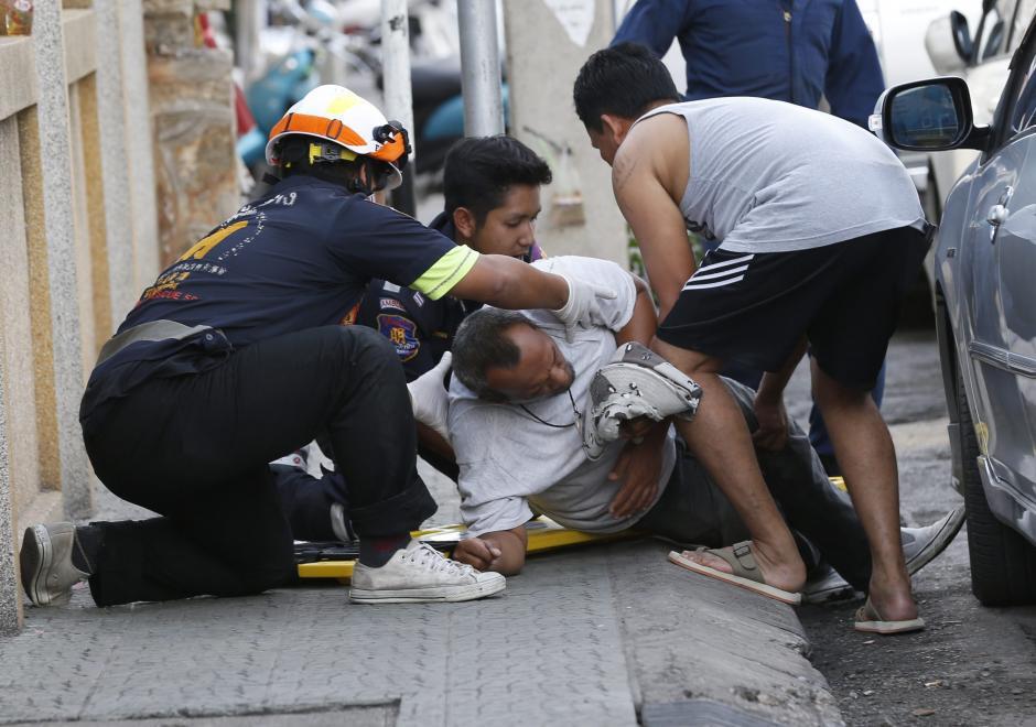 Los ataques han dejado cuatro fallecidos repartidos en diferentes destinos. (Foto: EFE)