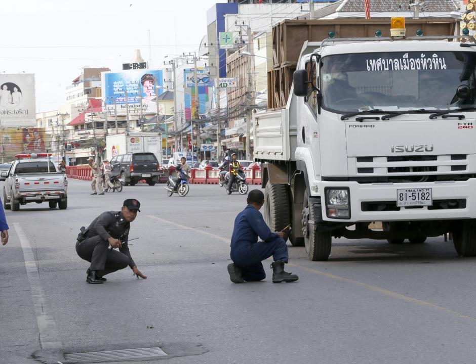 Autoridades creen que los autores son parte de la insurgencia musulmana. (Foto: EFE)