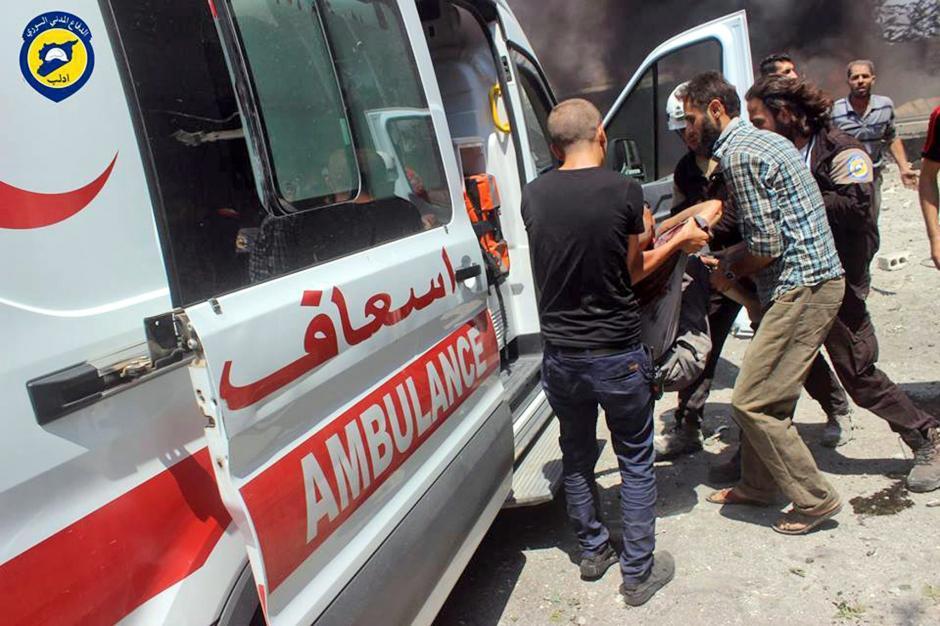 Los ataques se están intensificando en la ciudad de Alepo. (Foto: EFE)