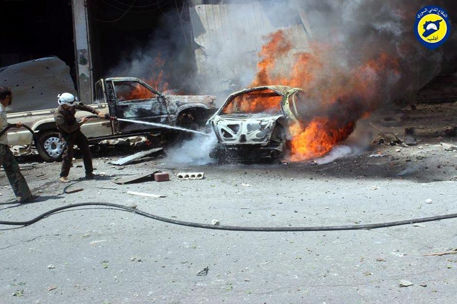 El conflicto en Siria se divide entre el régimen y los rebeldes. (Foto: EFE)
