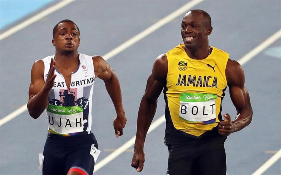 El jamaiquino no da lugar a duda de su dominio en los 100 metros planos. (Foto: EFE)