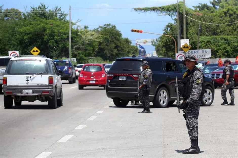 Las autoridades realizaron operativos en busca de los secuestrados. (Foto: EFE)