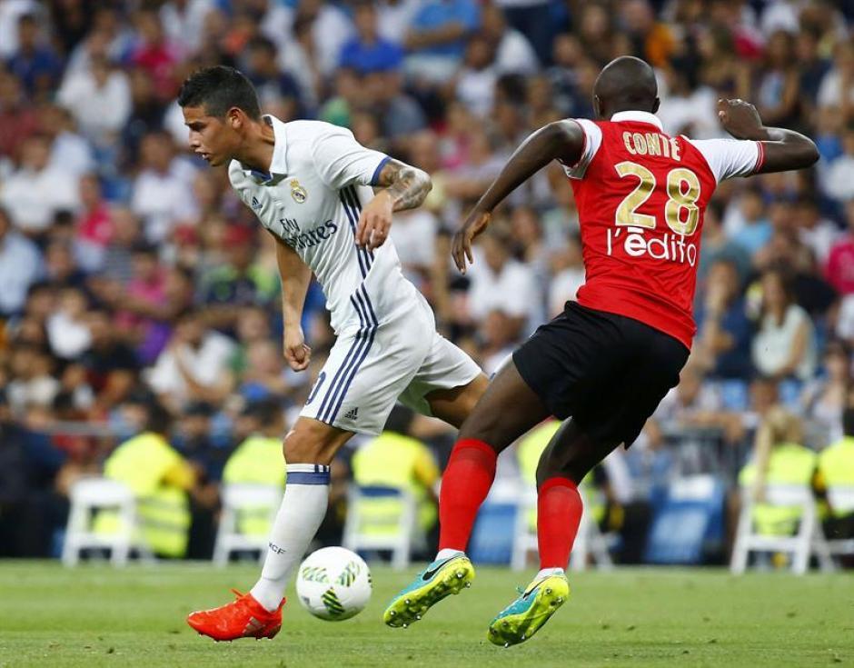 El colombiano no tiene la confianza de Zidane. (Foto: AFP)