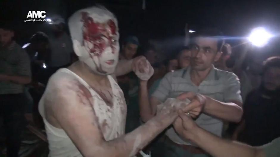 Las verdaderas víctimas del conflicto son los ciudadanos. (Foto: EFE)