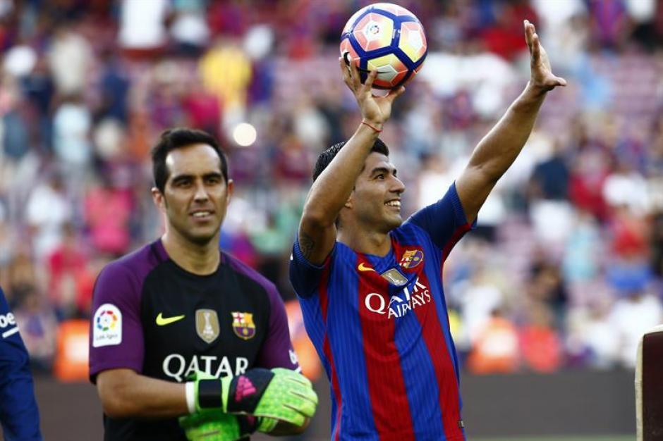 El arquero jugó su último encuentro con el Barcelona. (Foto: EFE)