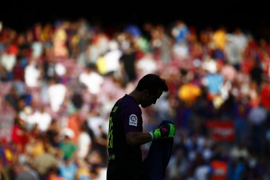 Bravo está a punto de fichar por el Manchester City. (Foto: EFE)