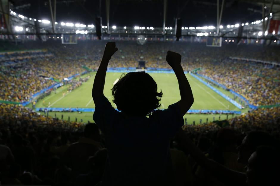 Brasil ganó la medalla de Oro en fútbol. (Foto: EFE)