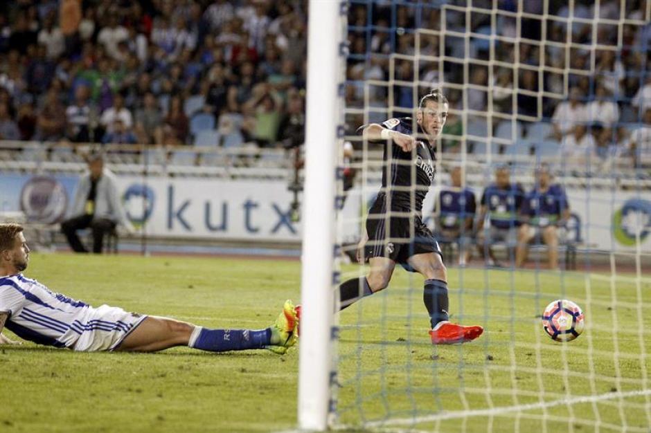 El fin de semana debutó en La Liga con dos goles. (Foto: EFE)